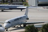 N982CA @ KSFB - MD-83 - ex ICE - by Florida Metal