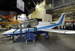 N204NA - RFB / Deutsche Aerospace / Rockwell Fanranger / FR-06 Ranger 2000 at the Tulsa Air and Space Museum, Tulsa OK