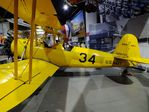 N28700 @ KTUL - Spartan NP-1 at the Tulsa Air and Space Museum, Tulsa OK