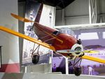 N11908 - Spartan C2-60 at the Tulsa Air and Space Museum, Tulsa OK