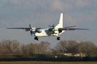 UR-ESD @ LZIB - Air Urga Antonov An-26 - by Thomas Ramgraber