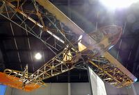 NONE - Bilstrom and Jucewick BJ-1 glider (without skin) at the Tulsa Air & Space Museum, Tulsa OK