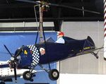 NONE - North American Rotorwerks Pitbull at the Tulsa Air & Space Museum, Tulsa OK