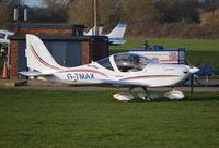 G-TMAX @ EGLM - Evektor-Aerotechnik Sportstar Max at White Waltham.