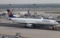 D-AIKH @ EDDF - Airbus A330-343X