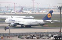 D-ABYD @ EDDF - Boeing 747-830