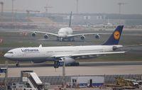 D-AIKF @ EDDF - Airbus A330-343X