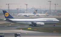 D-ABYT @ EDDF - Boeing 747-830