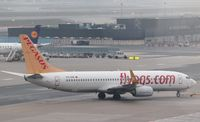 TC-CPA @ EDDF - Boeing 737-82R