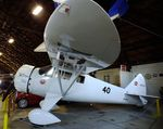 N273Y @ KFYV - Howard (Younkin J R) DGA-6 'Mister Mulligan' replica at the Arkansas Air & Military Museum, Fayetteville AR - by Ingo Warnecke