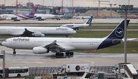D-AIKI @ EDDF - Airbus A330-343X