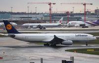 D-AIKE @ EDDF - Airbus A330-343X