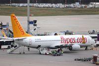 TC-CRB @ EDDF - Boeing 737-8AL