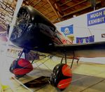 N482N @ KFYV - Travel Air (Younkin) Type R replica at the Arkansas Air & Military Museum, Fayetteville AR - by Ingo Warnecke