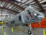 N116MH - Vertol CH-21C Shawnee at the Arkansas Air & Military Museum, Fayetteville AR