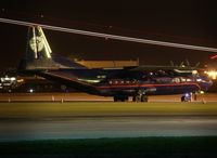 UR-CNT @ LFBO - Night stop for this old plane... Parked at the General Aviation area... - by Shunn311