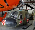 66-15050 - Bell UH-1C / QUH-1M Iroquois at the Arkansas Air & Military Museum, Fayetteville AR