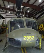 65-12882 - Bell UH-1H Iroquois at the Arkansas Air & Military Museum, Fayetteville AR