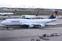 D-ABYL @ EDDF - Boeing 747-830