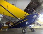 N291N - American Eagle Eaglet 230 at the Airline History Museum, Kansas City MO