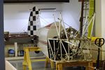 N2882 - EAA (Eskildsen) Biplane Model P, being restored at the Airline History Museum, Kansas City MO