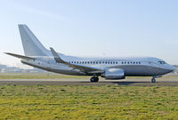 9H-MAC @ LFBO - Taxiing holding point rwy 14L for departure... - by Shunn311