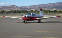 N505CE @ MTJ - Mooney at Montrose Reg. airport CO - by Jack Poelstra