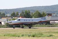 LN-AAA @ ENKJ - Kjeller airshow - by olivier Cortot