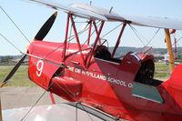 LN-ADC @ ENKJ - Kjeller airshow - by olivier Cortot