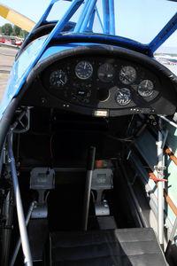 LN-BIF @ ENKJ - view on the cockpit - by olivier Cortot