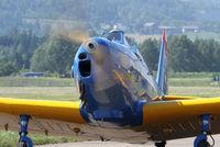 LN-BIF @ ENKJ - Kjeller airshow - by olivier Cortot