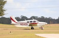 N2142R @ FD04 - Piper PA-28-180 - by Mark Pasqualino