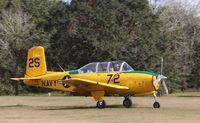 N8226E @ FD04 - Beech T-34B - by Mark Pasqualino