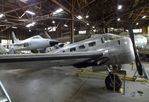 N87693 @ KFOE - Beechcraft SNB-5 Expeditor at the Combat Air Museum, Topeka KS