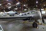 N87693 @ KFOE - Beechcraft SNB-5 Expeditor at the Combat Air Museum, Topeka KS