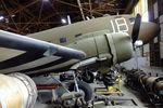 N710Z @ KFOE - Douglas DC-3C / TC-47B (displayed as C-47 Skytrain) at the Combat Air Museum, Topeka KS