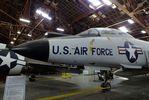 57-0410 - McDonnell F-101B Voodoo at the Combat Air Museum, Topeka KS
