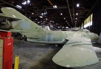 611 - PZL-Mielec Lim-6R (MiG-17F) Fresco reconnaissance conversion at the Combat Air Museum, Topeka KS