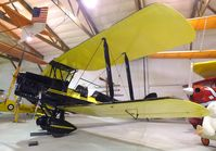 N3758U @ KGFZ - DeHavilland (Schildberg) D.H.82A Tiger Moth at the Iowa Aviation Museum, Greenfield IA