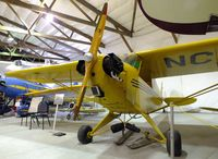 N17247 @ KGFZ - Piper J2 Cub at the Iowa Aviation Museum, Greenfield IA