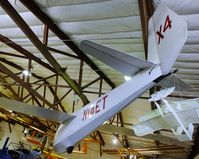 N14ET - Hall Cherokee II at the Iowa Aviation Museum, Greenfield IA