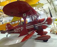 N20P @ KGFZ - Pitts S-1C Special at the Iowa Aviation Museum, Greenfield IA