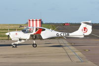 G-CTSB @ EGSH - Parked at Norwich. - by Graham Reeve
