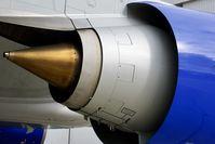 N2251U @ KSFO - GE90 engine SFO 2020. - by Clayton Eddy