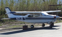 N121JR @ SZP - 1977 Cessna T210M TURBO CENTURION, Continental TSIO-NB 310 Hp - by Doug Robertson