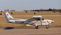 N35246 @ KPRX - Cessna 172R - by Mark Pasqualino