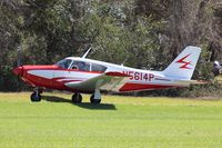 N5614P @ 5FL7 - Piper PA-24-250 - by Mark Pasqualino