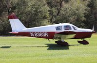 N8363R @ 5FL7 - Piper PA-28-140 - by Mark Pasqualino