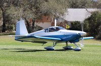 N332DP @ 5FL7 - Vans RV-6A - by Mark Pasqualino
