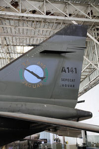 A141 @ LFHJ - view on the tail - by olivier Cortot